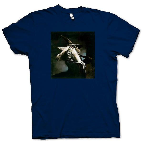 Mens T-shirt - Gandalf - Cool Fantasy