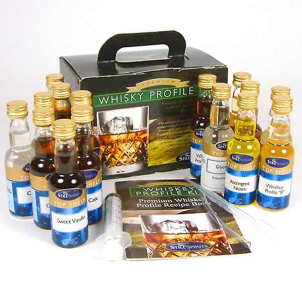 Spirits encore Whiskey Kit de profil