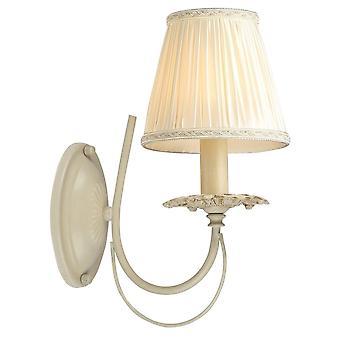 Maytoni oświetlenie Olivia elegancki kinkiet, kość słoniowa