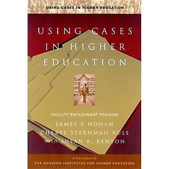 Using Cases Higher Education