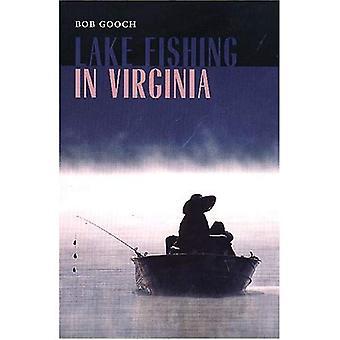 Lake Fishing in Virginia