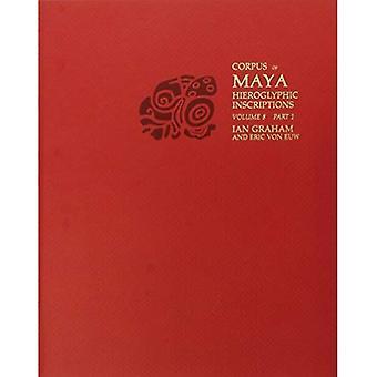 Coba: v.8,Pt.1: Vol 8,Pt.1 (Corpus of Maya Hieroglyphic Inscriptions)