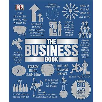 The Business Book (Dk Business)