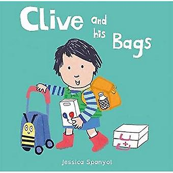 Clive and his Bags (All About Clive) [Board book]