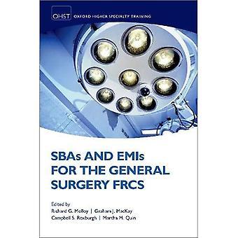 SBAs und EMIs für die allgemeine Chirurgie FRCS (Oxford höhere Facharztausbildung)