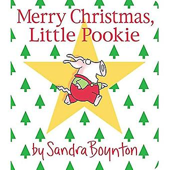 Merry Christmas, Little Pookie (Little Pookie) [Board book]