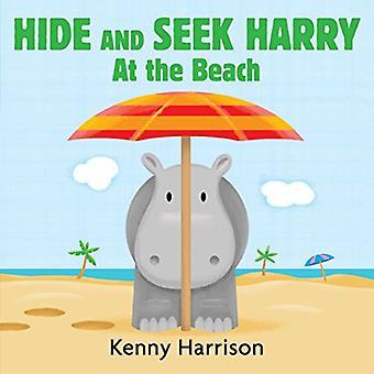 Hide and Seek Harry på stranden