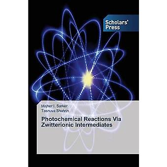 Photochemical Reactions Via Zwitterionic Intermediates by Sarker Majher I.