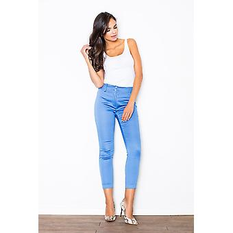 FIGL ladies pants blue