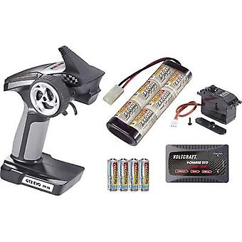 Reely Einsteiger-Set Elektro Pistol grip RC (beginners kit) 2,4 GHz No. of channels: 2