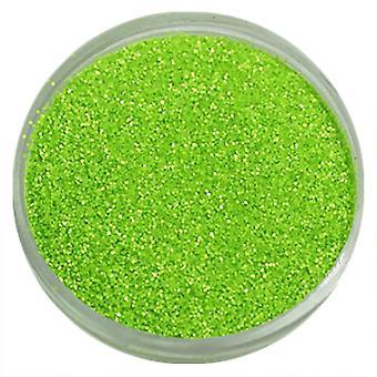 1pc Fine paillettes Neon Green (mat)