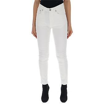R13 White Denim Jeans