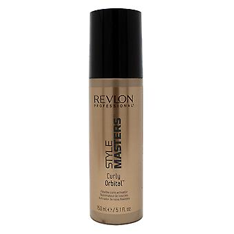 Revlon Style Masters Curly Orbital Curl Activator, Natural 150ml