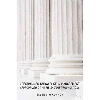 Schaffung neuen Wissens Management: Aneignung Bereich Stiftungen verloren ist