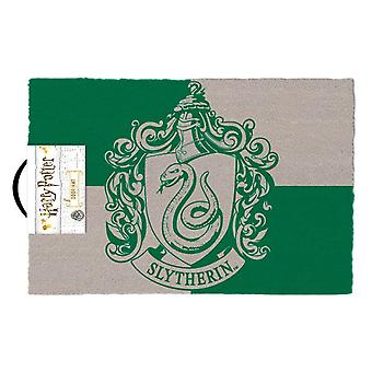 Harry Potter Slytherin Crest Doormat