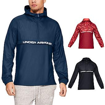 Under Armour Mens 2019 Sportstyle Woven Layer Jacket