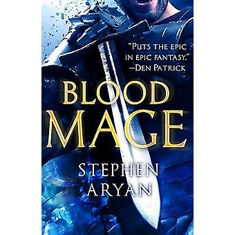 Bloodmage by Stephen Aryan - 9780316298315 Book