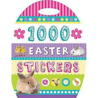 1000 Easter Stickers by Charlotte Stratford - 9781782350804 Book
