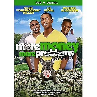 Więcej pieniędzy więcej rodziny [DVD] USA import