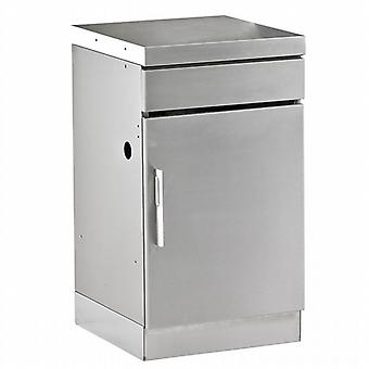 Beefeater Outdoor Kitchen Basic Cupboard Unit - Stainless Steel