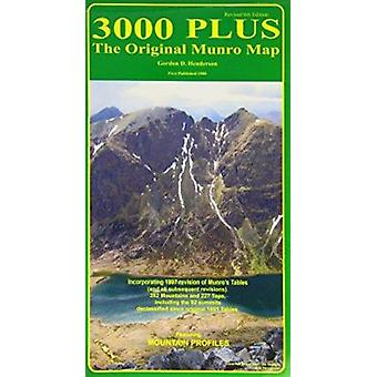 3000 Plus - the Original Munro Map - The Original Munro Map (6th New e