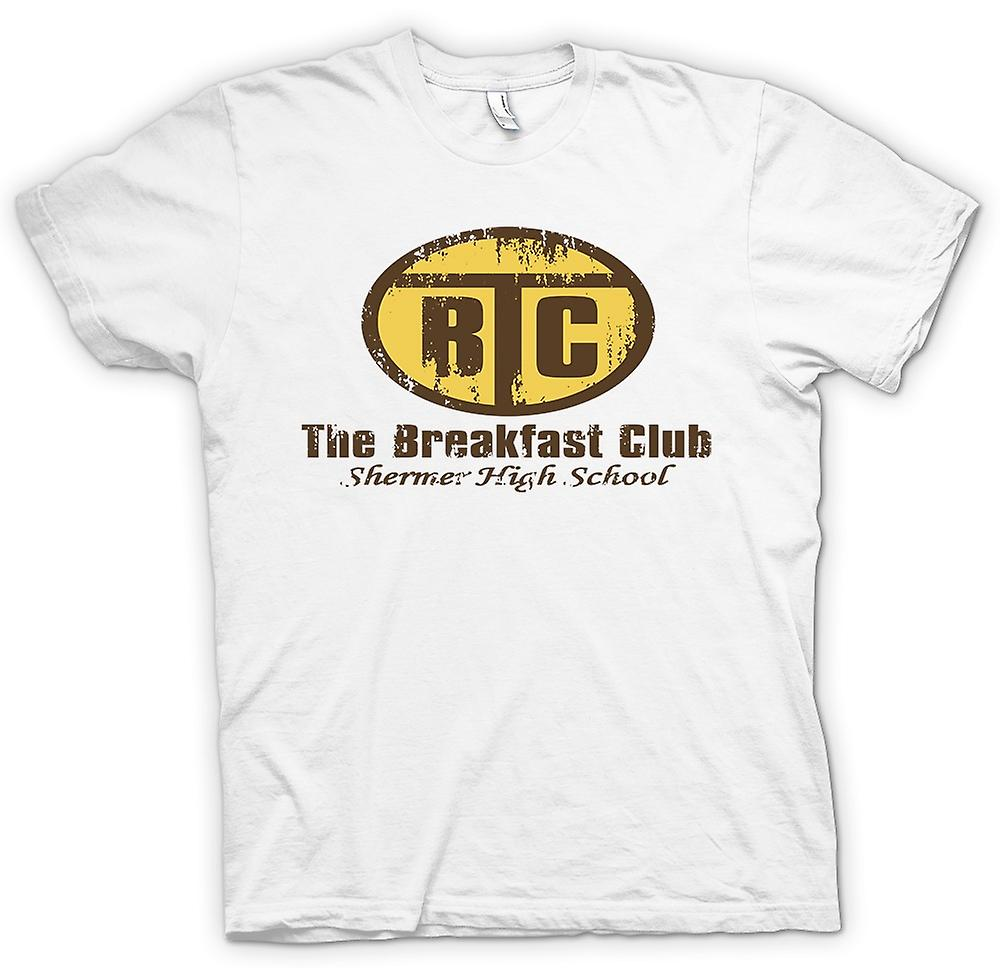 Herr T-shirt - TBC - Breakfast Club 0s filmen