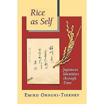 الأرز كالنفس-الهويات اليابانية عبر الزمن ب Emiko أوهنوكي-تيرني