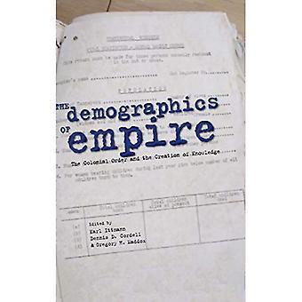 Die demografische Entwicklung des Reiches: der kolonialen Ordnung und der Schaffung von Wissen