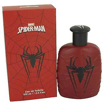 Spiderman by Marvel Eau De Toilette Spray 3.4 oz / 100 ml (Men)