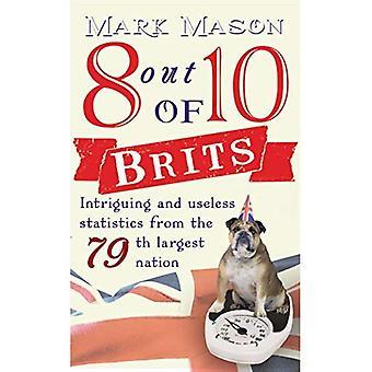 8 de cada 10 británicos: interesantes estadísticas sobre 79 º nación más grande del mundo