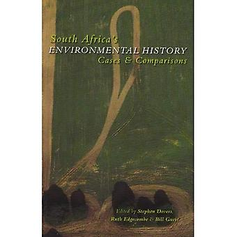 Südafrika's Environmental History: Cases and Comparisons (Serie in Ecology & History)