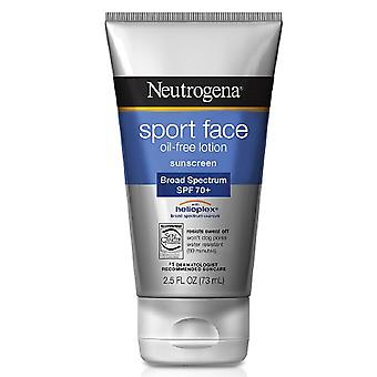 Neutrogena ultimate sport face sunscreen lotion, spf 70, 2.5 oz
