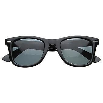 Medium polariseret linsen klassiske oprindelige Horn kantede solbriller