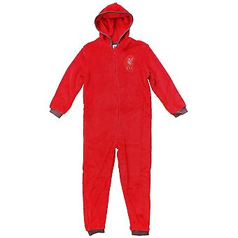 Liverpool barn Onesie/barnens Jumpsuit