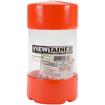 Conteneur de stockage Viewtainer 2 3 4 « X 5 » Orange Cc27505 8