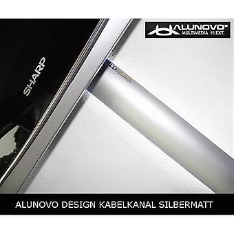 Alunovo Rigid Cable Bridge Silver (matt, anodised)