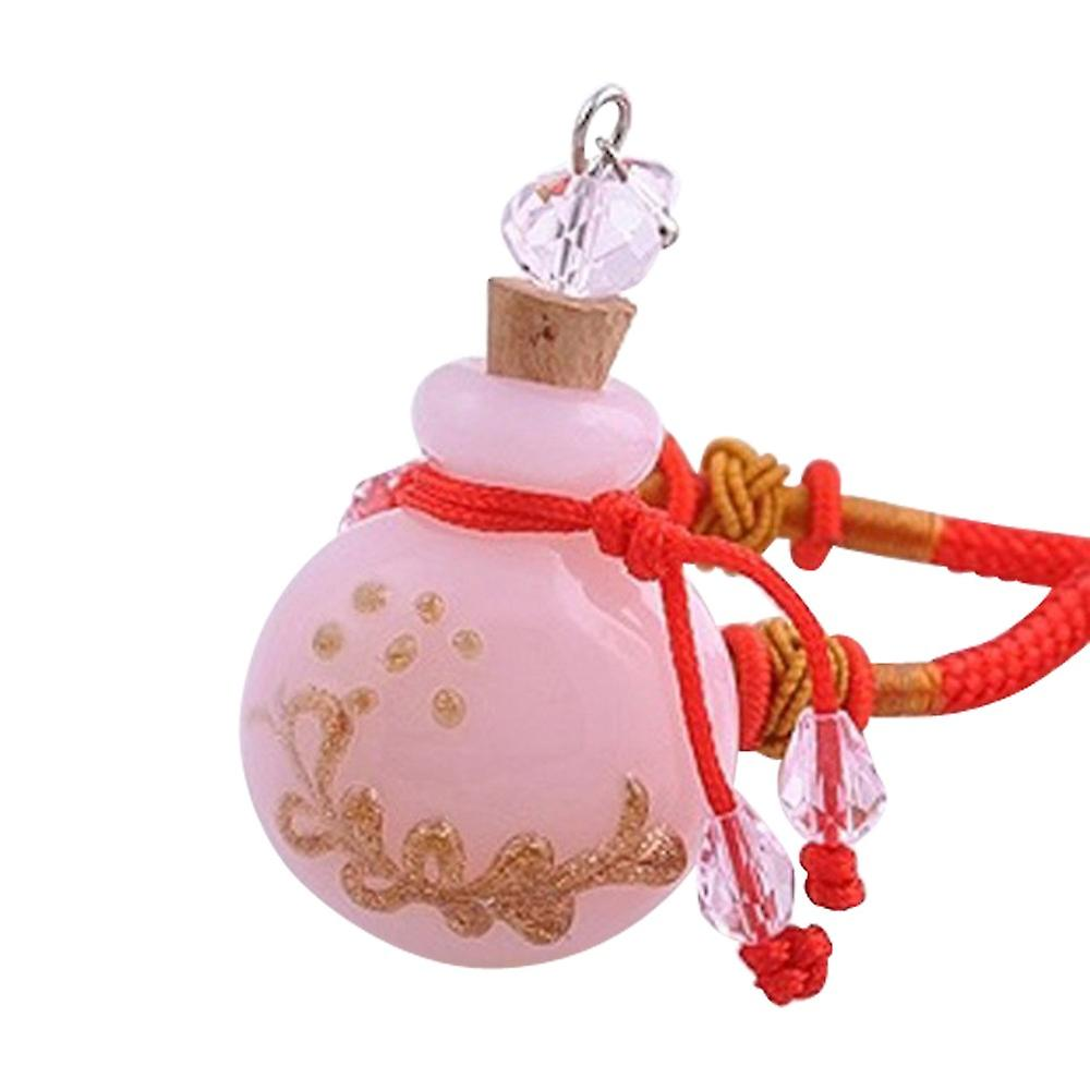 Necklace with mini perfume bottle GB0102