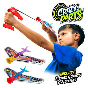 Crazy Darts Crazy Darts tirachinas (Outdoor , Garden Toys , Aiming Games)