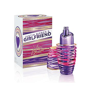 Justin Bieber Girlfriend for Women 3.4 oz EDP Spray