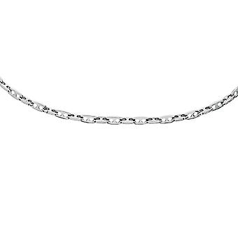Collana in acciaio inox 6mm Mens Link - 22 pollici