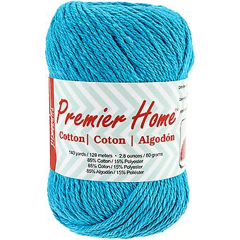 Home Cotton Yarn - Solid-Turquoise 38-12