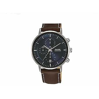 Pulsar Gents Stainless Steel Watch Chrono PM3079X1
