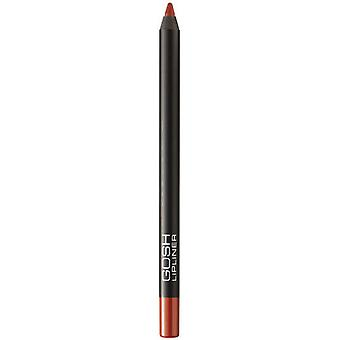 Gosh Copenhagen Velvet Touch Waterproof Lipliner (Woman , Makeup , Lips , Lip liners)