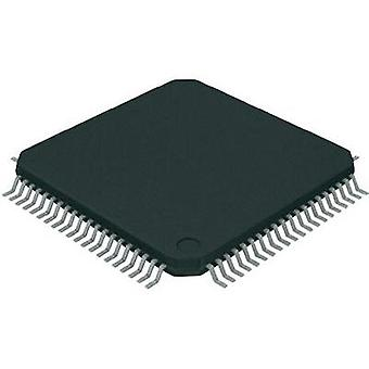 Embedded microcontroller PIC18F8723-I/PT TQFP 80 (12x12) Microchip Technology 8-Bit 40 MHz I/O number 70