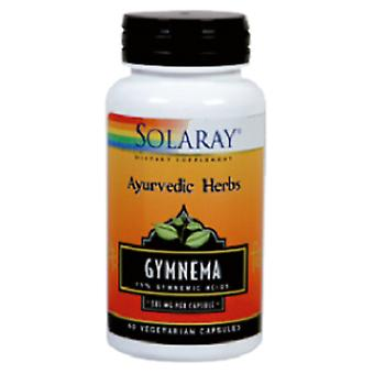 Solaray Gymnema 385 mg 60 Capsules (Herbalist's , Supplements)