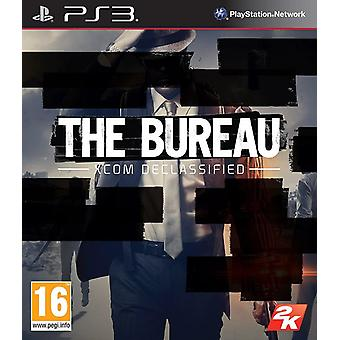 The Bureau XCOM Declassified PS3 Game
