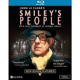 Smiley's People [BLU-RAY] USA import