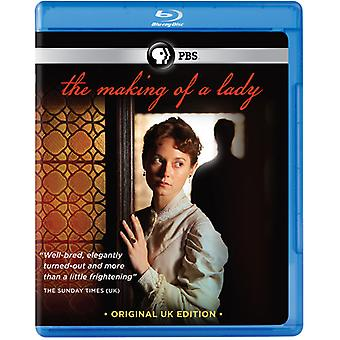 Making of a Lady [BLU-RAY] USA import