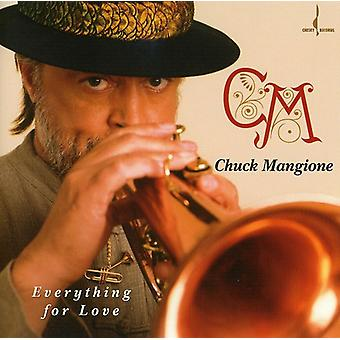 Chuck Mangione - Everything for Love [CD] USA import