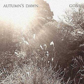 Efterårets Dawn - borte [CD] USA importerer